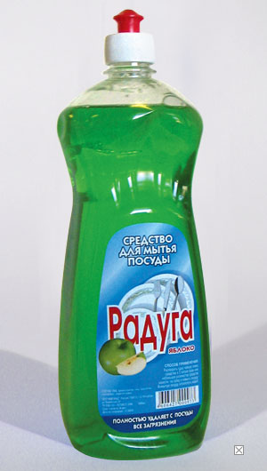 Средство для мытья посуды без запаха Eco-Baby